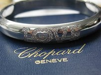 Chopard Chopard 18kt Love Diamond Bangle Bracelet 66.3 Grams