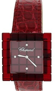 Chopard Ladies Chopard Be Mad Limited Edition Diamond Dial Watch 127780