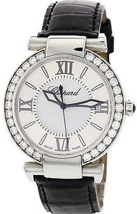 Chopard Ladies Chopard Imperiale Stainless Steel And Diamond Watch Ref. 8531