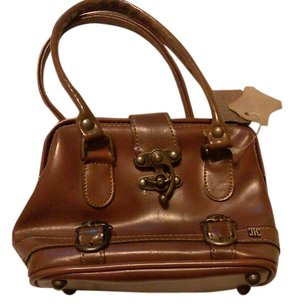 christian charles Vintage Vintage Satchel in brown