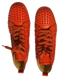 Christian Louboutin Calpucine/red Athletic