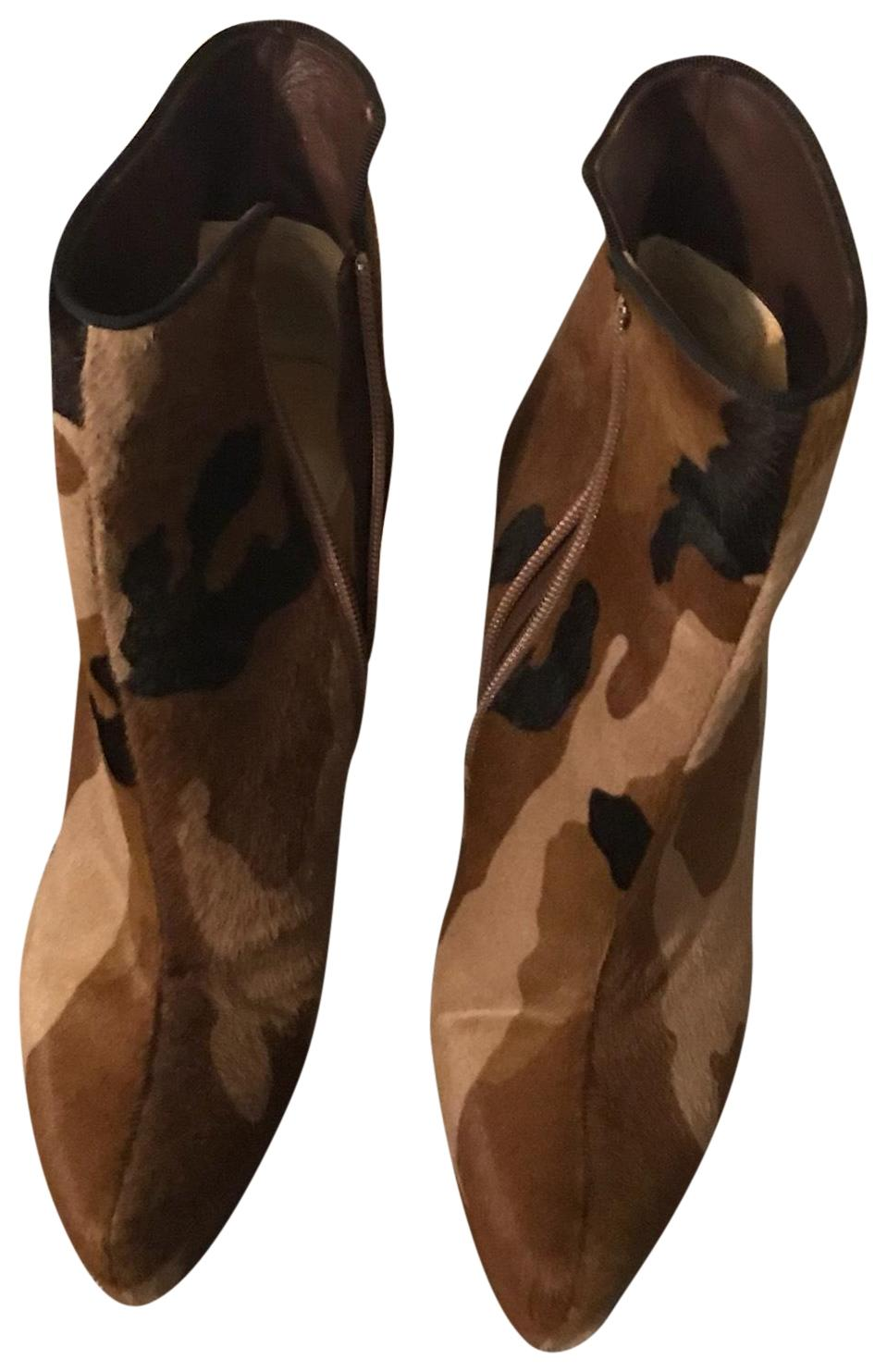 christian louboutin camouflage boots