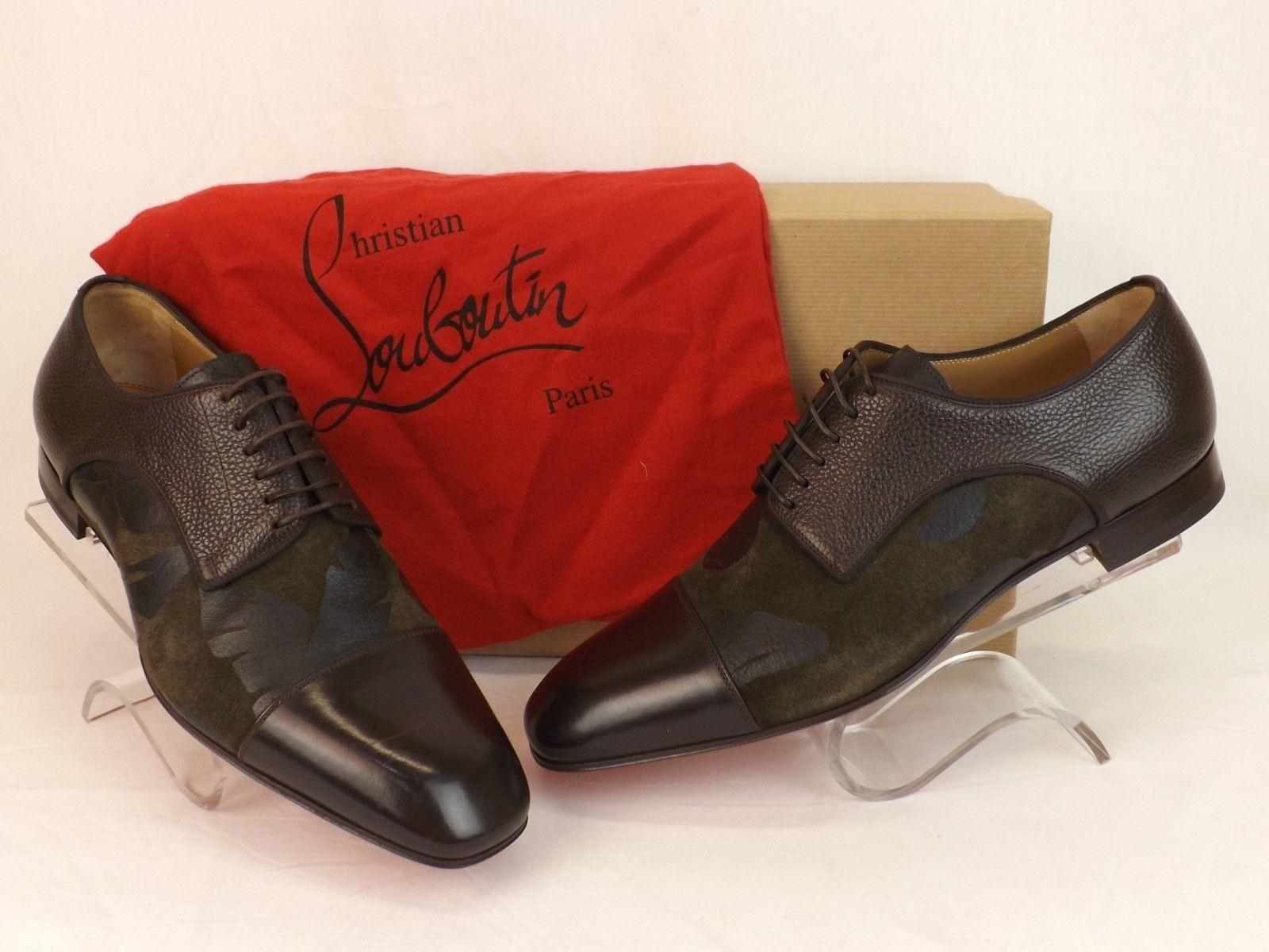 Christian Louboutin Derby Popular