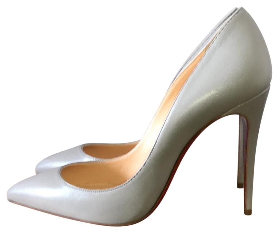 cdf61002725 where to buy christian louboutin grey pumps 02c13 00471