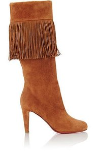 Christian Louboutin Ecureuil Brown Boots