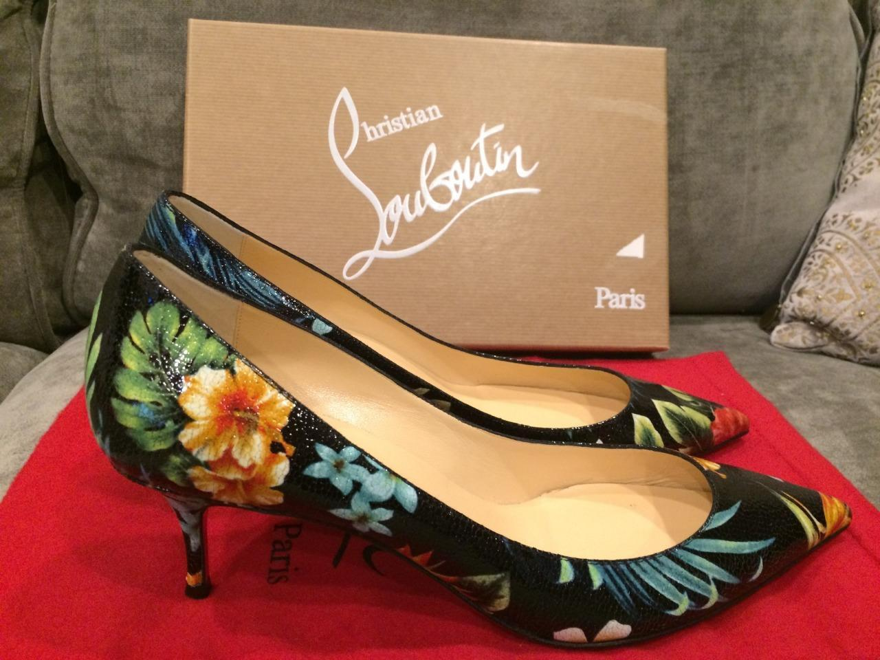 differently 80ad7 4d8d0 Christian Louboutin Multicolor Pigalle Pigalle Pigalle ...