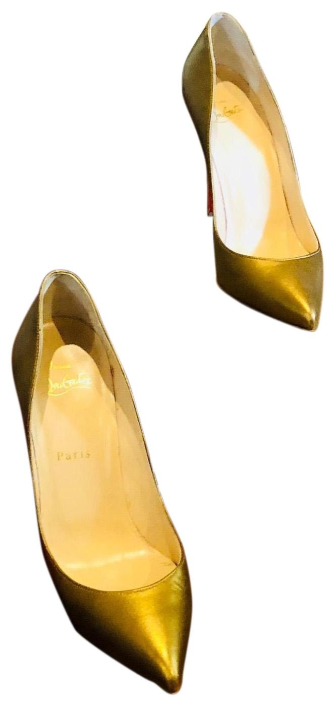 bfeb6c6bc79a Christian Louboutin Pigalle Pigalle Pigalle Follies 100 Mm Pumps Size US  8.5 Regular (M