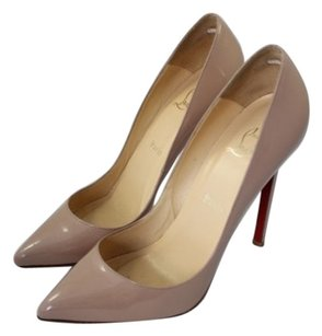 Christian Louboutin Pigalle Nude Pumps