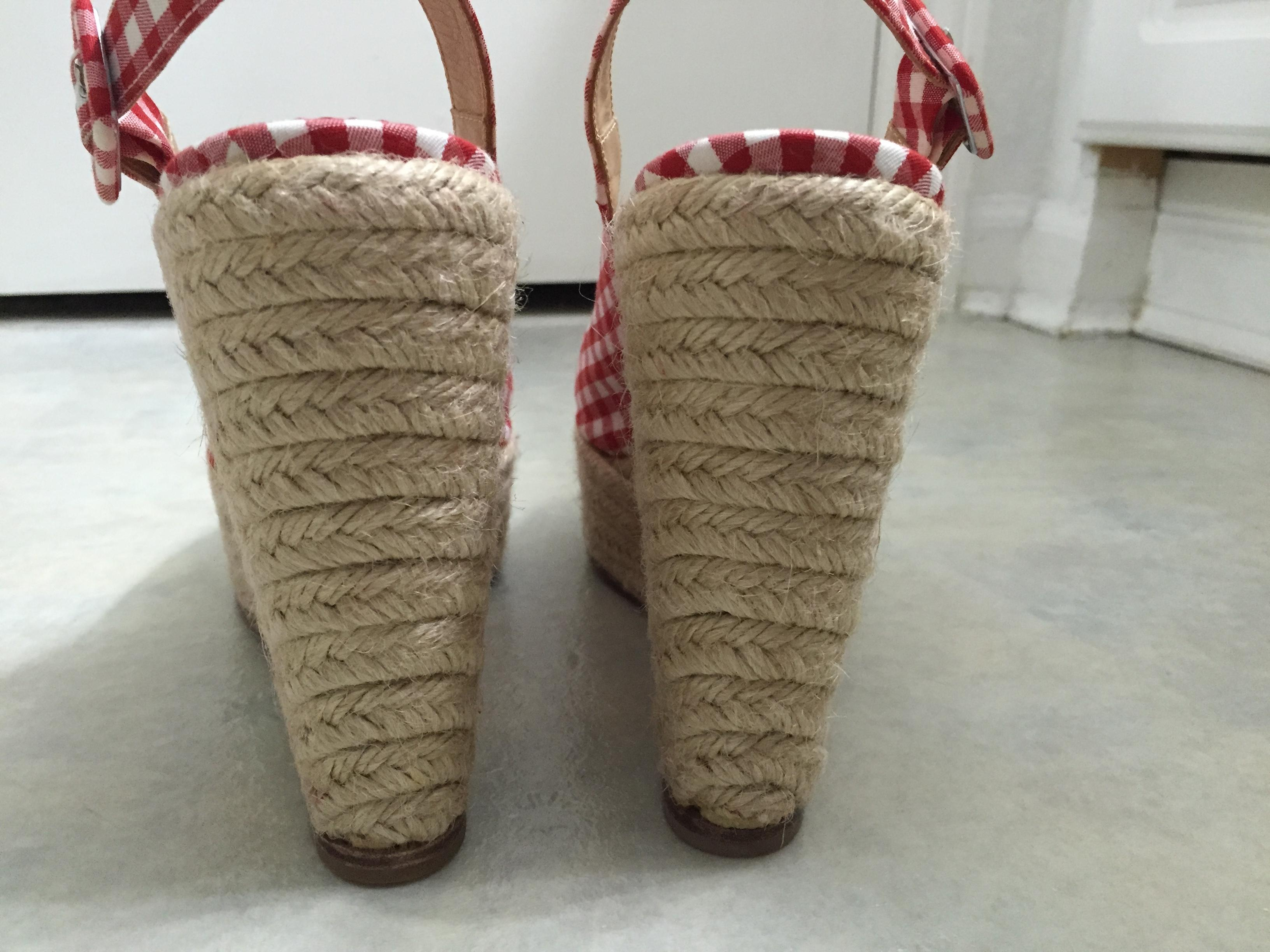 Christian Louboutin Mallorca Gingham Espadrilles free shipping shop cheap limited edition 8lyR0ceYZ