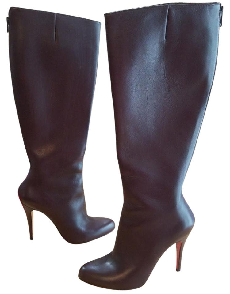 4f99c7b7503 Christian Louboutin Simple Boots Booties Size Size Size EU 37.5 (Approx. US  7.5