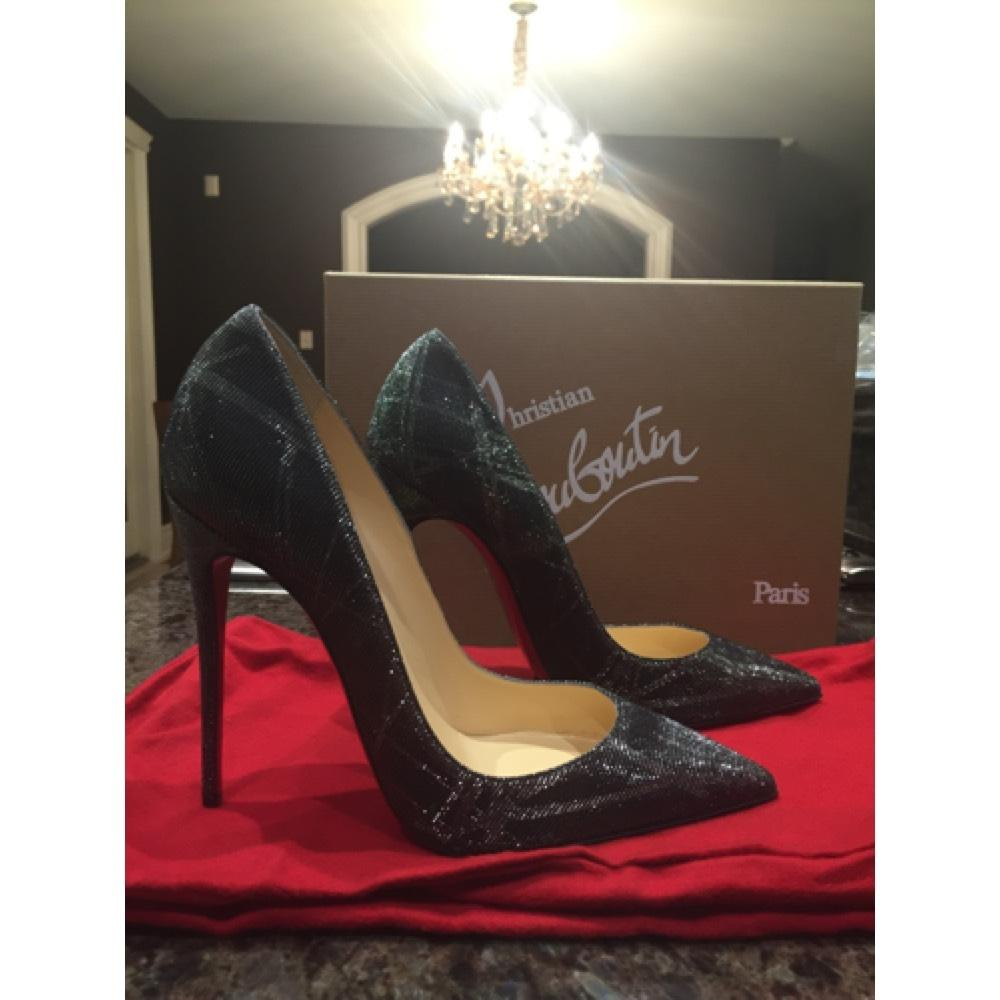 finest selection d1ba3 8f939 Christian Louboutin So Kate 120mm 120mm 120mm Tissu ...