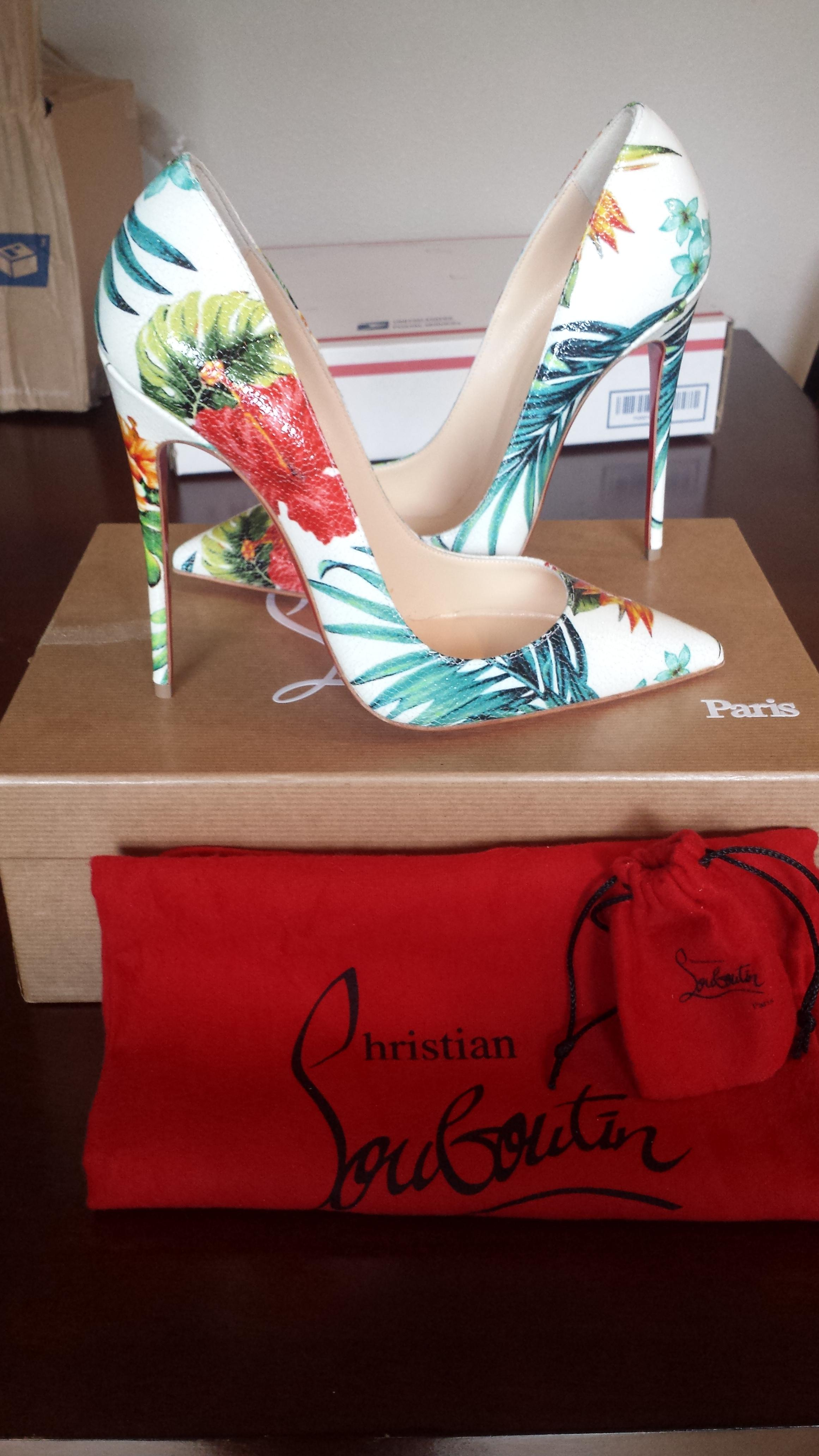 00c165bfe1 ... Gentleman/Lady:Christian Louboutin So Kate Pumps Pumps Pumps Size US 8  :In ...