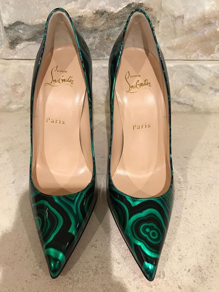 pigalle patent christian louboutin