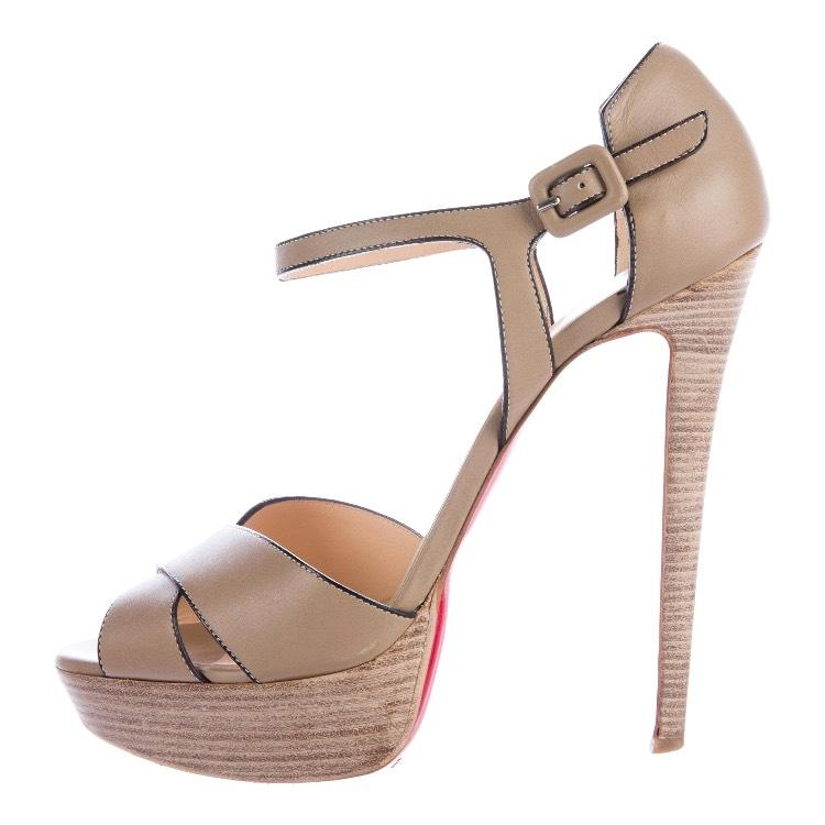 Christian Louboutin Sporting 140 Platform Pumps cheap sale cheapest price pbW2i06p