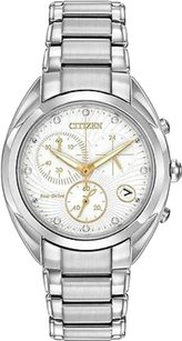 Citizen Citizen Eco-drive Celestial Diamond Chronograph Ladies Watch Fb1390-53a