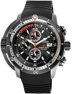 Citizen Citizen Eco-drive Promaster Chronograph Mens Watch Bj2128-05e