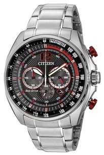 Citizen Men's Drive from Citizen Eco-Drive WDR Chronograph Watch