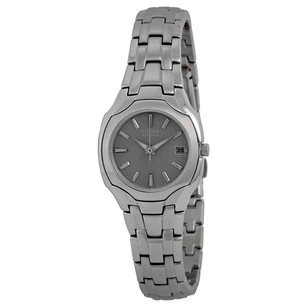 Citizen Silhouette Ladies Eco Drive Stainless Steel Watch