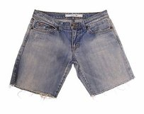 Citizens of Humanity Joes Denim Cut 27 Shorts Medium Blue