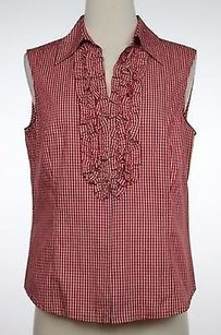 Classiques Entier Womens Top Red