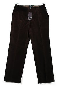 Clips Womens Capri/Cropped Pants brown
