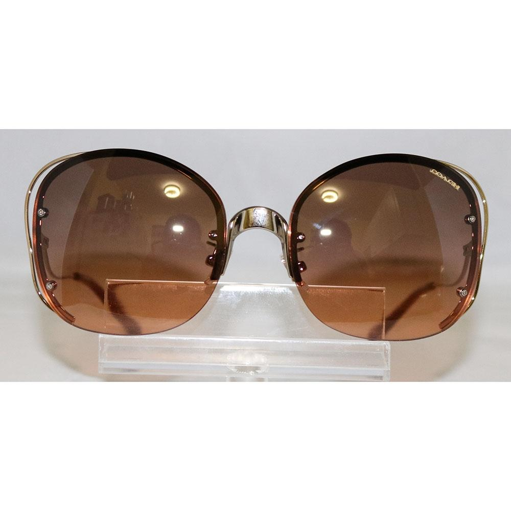 c964dc6591643 coupon for coach hc7081 929218 58mm sunglasses 74b77 eacf9  norway coach  929218 light gold hc7081 hc 7081 shiny sunglasses tradesy 50514 8b9f1