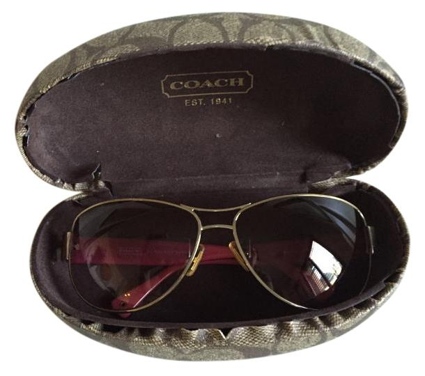 1df8b936e61f ... cheap coach sunglasses up to 70 off at tradesy 1da4f 3adad