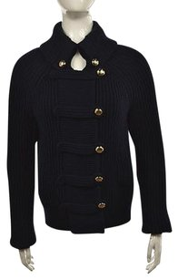 Coach Womens Navy Sweater