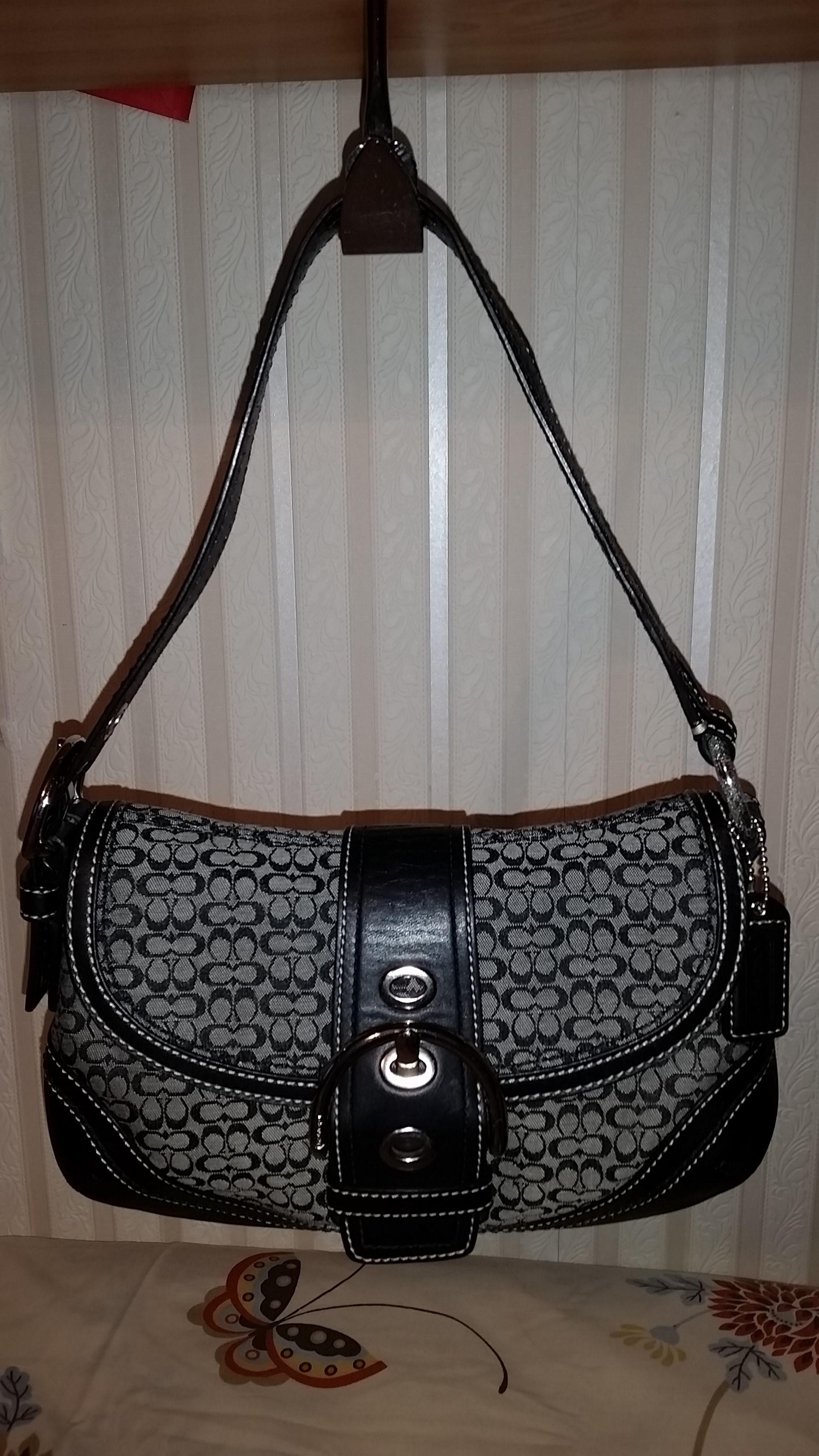 Coach Reserve N. Pls Don't Buy!!! Shoulder Bag low-cost - www ...