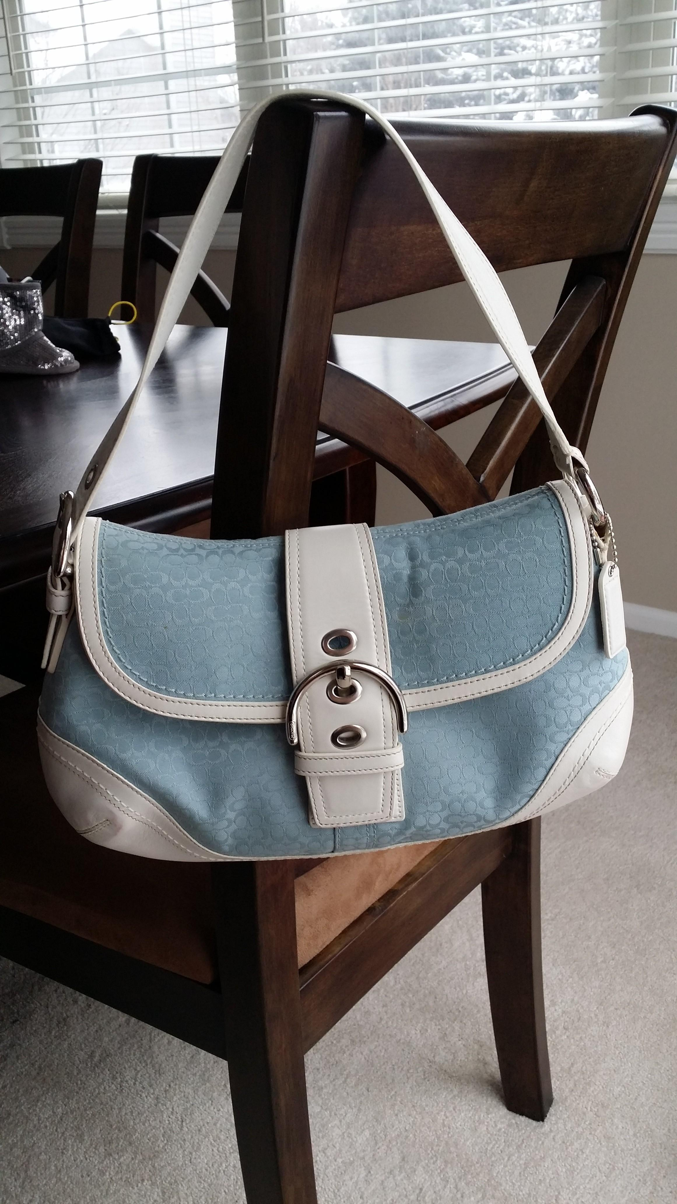 94d9bdf63fd4 ... netherlands coach hamptons small tote coach hamptons buckle shoulder bag.  123456789101112 563cc 8fa22