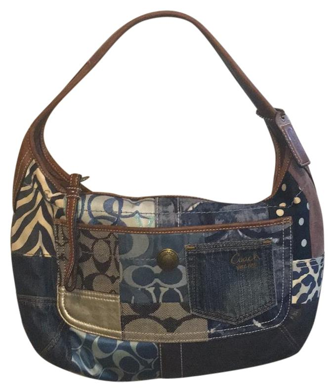 Coach Carly Patchwork Hobo Bag on Sale, 72% Off | Hobos on Sale