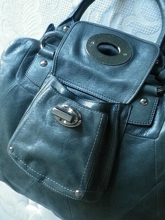 Coach Dooney Bourke Gucci Channel Rare Vintage Tote in Grays