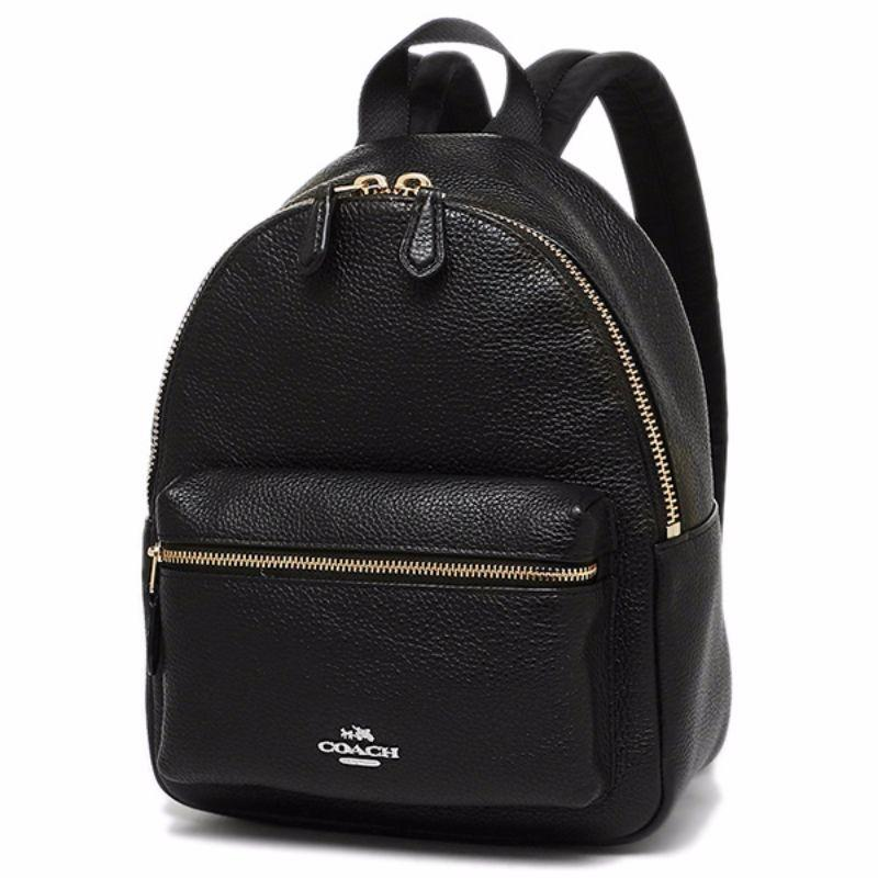 044f8f048ef ... authentic black coach backpacks up to 90 off at tradesy cdcf6 fa407