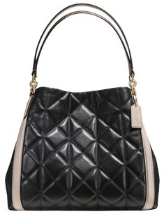 Coach Phoebe Quilted Leather Shoulder Bag