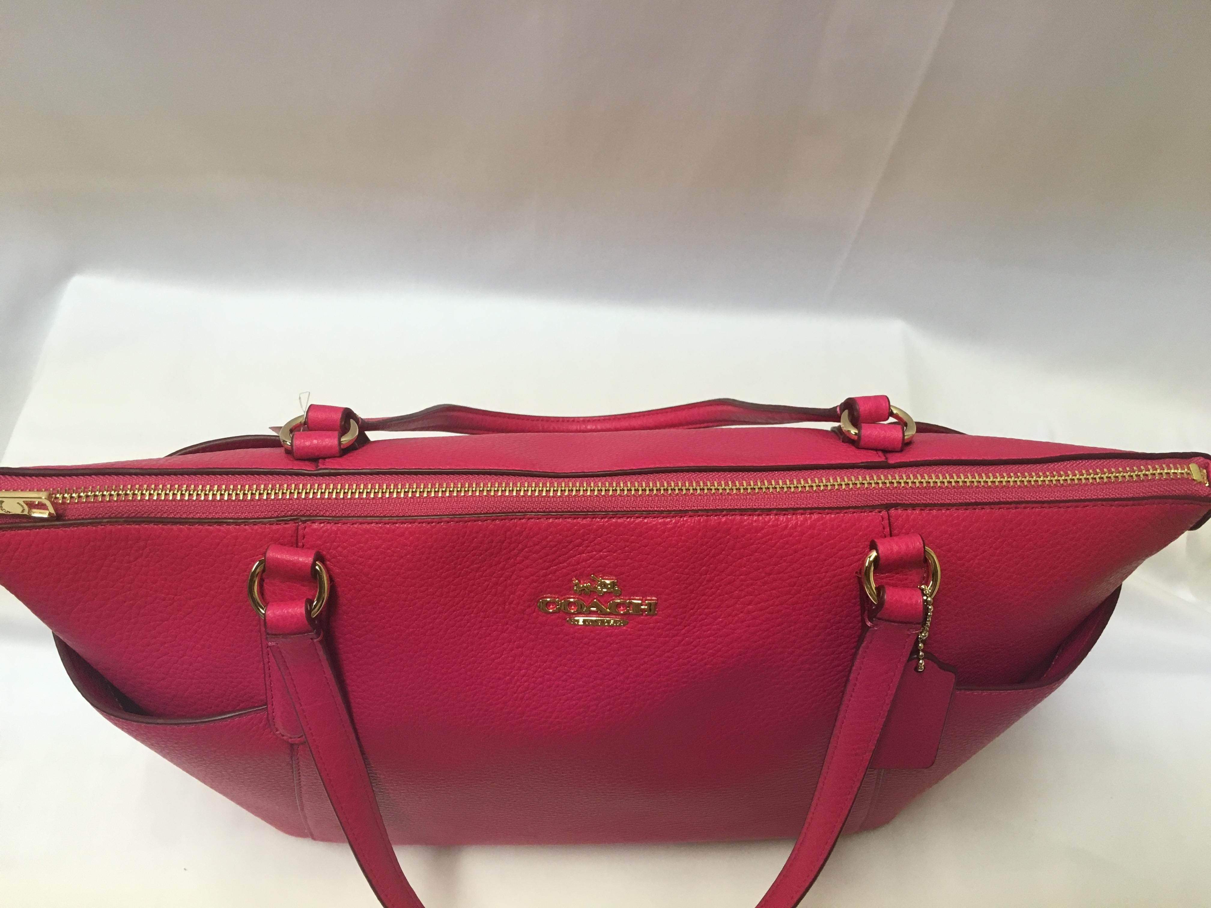 a615caf836ff ... coupon for coach ava 37216 f37216 tote in pink ruby.