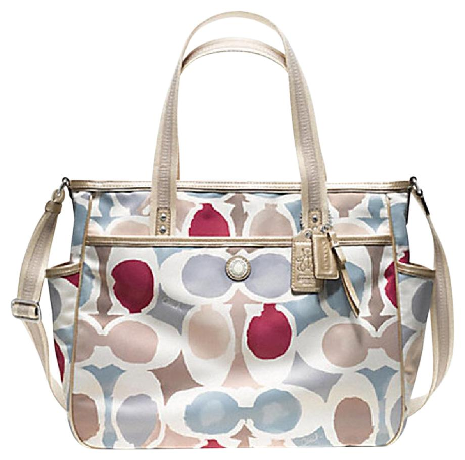 ... where to buy gold coach diaper bags up to 90 off at tradesy 06d84 794b5 1ceeef94b5