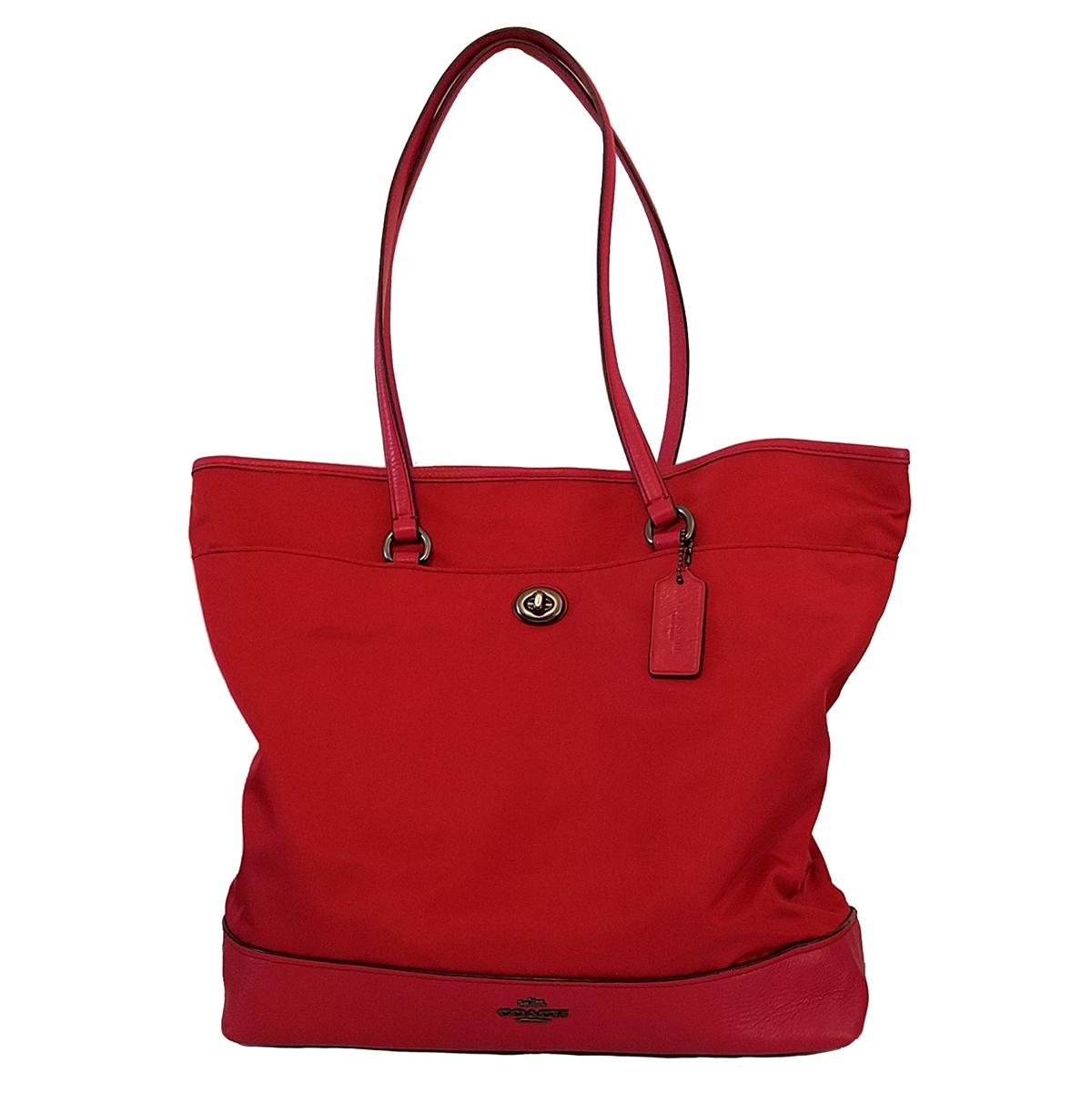 83156a0774 123456789101112 481c2 b316b; get coach tote in red 27f82 62574