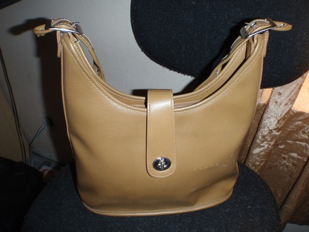 Coach Vintage Leather Purse Shoulder Bag