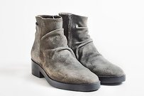 Coclico Suede Distressed Gray Boots