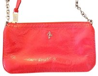 Cole Haan Bright Neon Patent Patent Leather Cross Body Bag