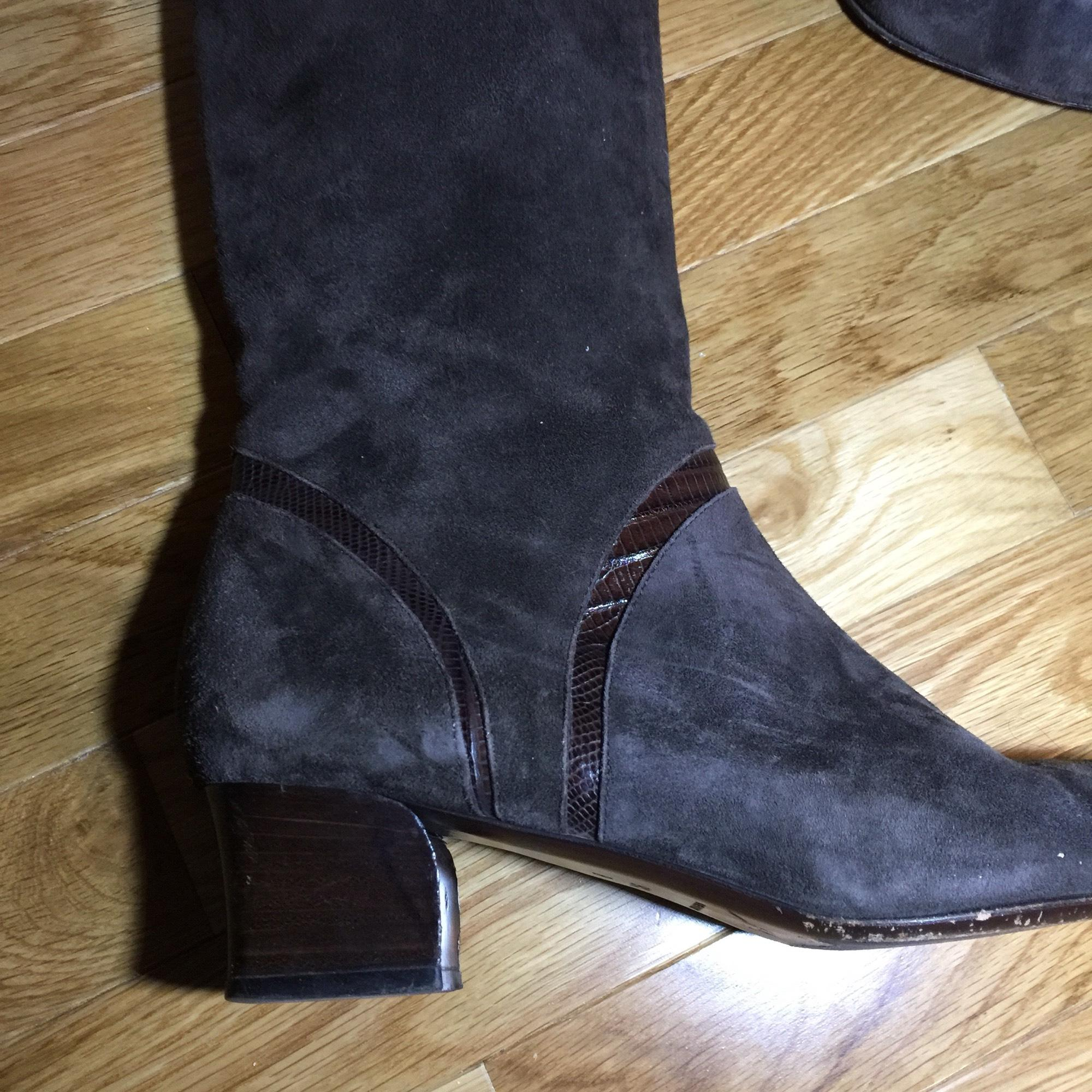 cole haan (taille Marron  bottes / chaussures ordinaires (taille haan nous 9,5 m, b) 5312b9