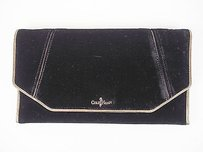 Cole Haan B44040 Velvet Black Clutch