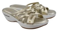 Cole Haan Womens Gold Sandals