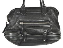 Cole Haan Womens Satchel in Black