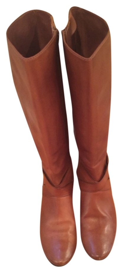 Cole Haan Sequoia Russel Equestrian US Tall Leather Boots/Booties Size US Equestrian 7.5 Regular (M, B) 719490