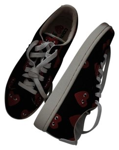 Converse Black/Red Athletic