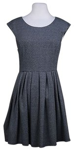 Cooperative Womens Black Sheath Career Dress