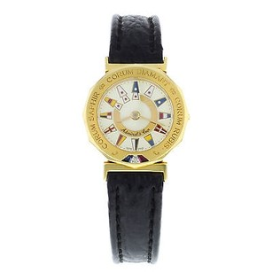 Corum Corum Admirals Cup 18k Yellow Gold 26mm Ladies Quartz Watch