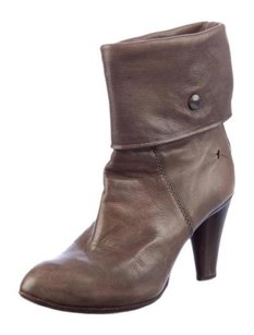 CoSTUME NATIONAL Womens Taupe Boots