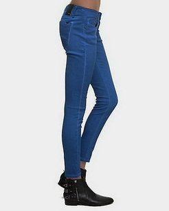 Cult of Individuality Blue Skinny Jeans